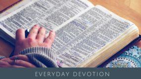 Everyday Devotion